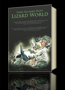 Front Cover Lizard World